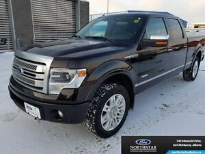 2013 Ford F-150 Platinum   - $286.35 B/W