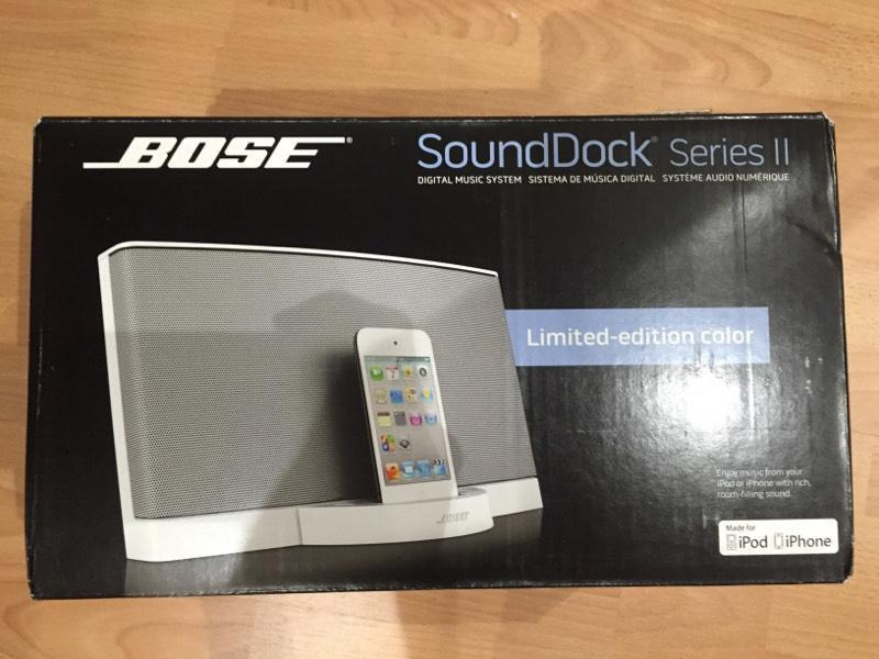Bose SoundDock Series 2 Limited Colour | in Wembley ...