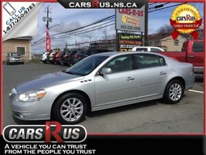2010 Buick Lucerne CX       NO TAX sale on now....1 week only!!