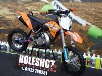KTM SX 50 Motocross Bike