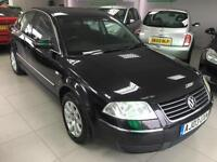 2003 Volkswagen Passat 1.9TDI PD ( 100bhp SE Long Mot, Cambelt done at 110k
