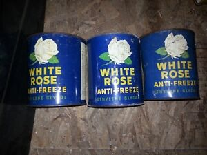 WHITE ROSE ANTIFREEZE
