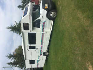 1995 ford v8 motor home for sale