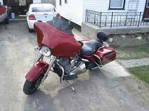 1999 Electra glide standard(converted to Street Glide)