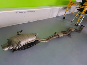 BMW E46 Exhaust System