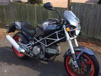 Ducati Monster 618i