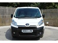 Toyota Proace L2h1 Hdi 1200 P/V Panel Van 2.0 Manual Diesel