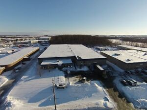 Lease Space Industrial 56000 sq.ft. or For Sale -  Barrie