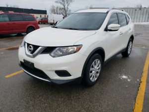 2015 NISSAN ROGUE BACKUP CAMERA/BLUETOOTH ACCIDENT FREE