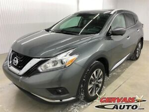 Nissan Murano SL AWD GPS Cuir Toit Panoramique MAGS 2016