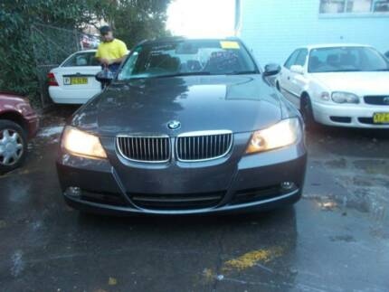 BMW 325i 2005 is now WRECKING !! SELLING CHEAP !! Gladesville Ryde Area Preview