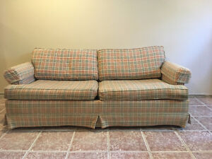 Sofabed with Comfortable Mattress