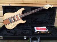 Fender American longboard stratocaster
