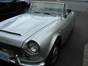 1966 Datsun Roadster 1600 Convertible Fairlady