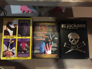 Jackass CKY DVD Collection