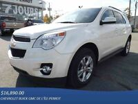 2012 CHEVROLET EQUINOX FWD LT 2LT, CAMERA RECUL, BLUETOOTH
