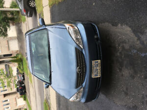 Toyota Camry 2002 v4 le