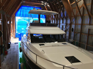 North Saanich Marina 55' x 24' boathouse for sale