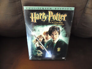 Brand New Harry Potter and the Chamber of Secrets DVD