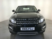 2015 RANGE ROVER EVOQUE PURE ED4 DIESEL 1 OWNER FINANCE PART EXCHANGE WELCOME