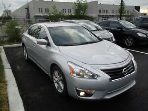 2014 Nissan Altima 2.5 SV SUNROOF! PUSH TO START! NAV!
