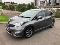 2015 NISSAN NOTE ACENTA 5 DOOR HATCHBACK PETROL
