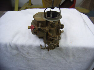 Dodge / Plymouth/ Chrysler  Carb