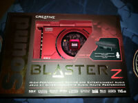 Carte de son Sound Blaster Z 5.1