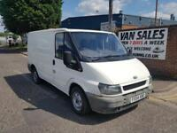 Ford Transit 2.0TDI ( 85PS ) 2004.75MY 260 SWB White Manual Diesel Van