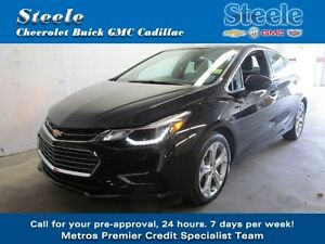 2017 Chevrolet CRUZE Premier w/ Leather !!!