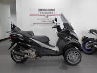 17 REG PIAGGIO MP3 LT 500 BUSINESS EDITION 1 OWNER LOW MILES IMMACULATE