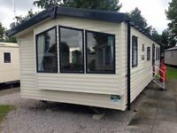 Static caravan holiday home Marton mere