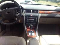2001 Audi A6 2.7T California Car
