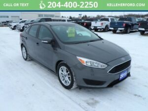 2015 Ford Focus SESync Heated Seats & Stearing Wheel