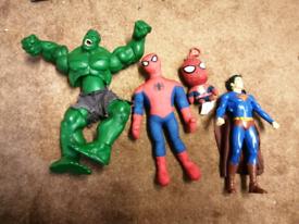 Marvel Super hero toys