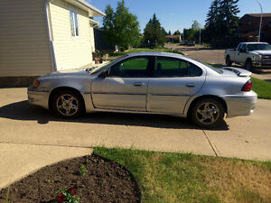 2003 Pontiac Grand Am GT Silver mint condition one owner