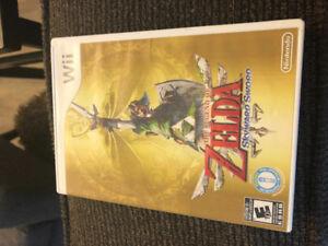 Zelda: Skyward Sword for Wii