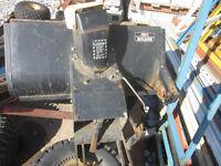 Souffleuse de marque Bolens pour VTT ou tracteur à vendre