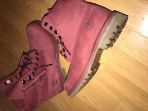 RED TIMBERLAND FOR MEN (neuf)