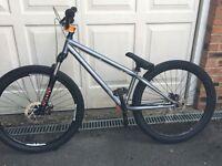 Custom Jump Bike for Sale! (not BMX)