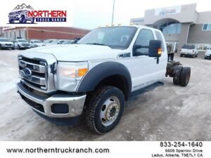 2014 Ford Super Duty F-550 DRW 4WD SuperCab