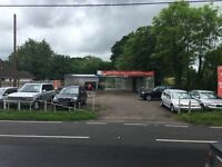 Hand Car Wash & Car Sales Near Gatwick For Sale