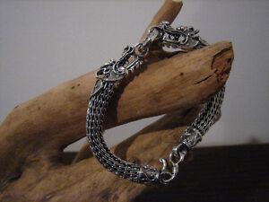 Bracelet Dragon original Argent 925 à vendre par un particulier