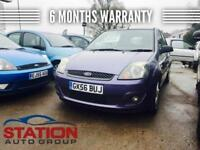 2007 (56) - Ford Fiesta 1.4 Zetec 5dr [Climate]