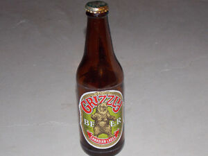 Grizzly Beer Bottle London Ontario image 1