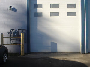 2400 Sq Ft Industrial Strata unit for sale.