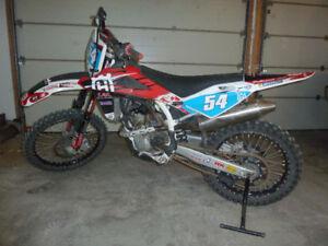 2010 Husqvarna TC250 MX