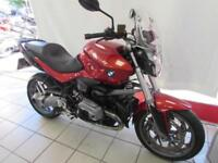 BMW R1200R MU, 61 REG ONLY 13079 MILES, ABS, ASC, ESA, HEATED GRIPS, SHAFT DRIVE