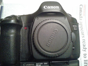 Canon EOS 5D Mark1 Camera Package
