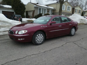 Buick Allure CXL, very clean and comfortable, no repation needed